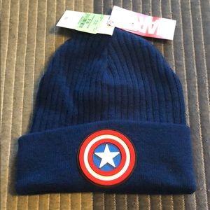 Men's Captain America Knit Cap